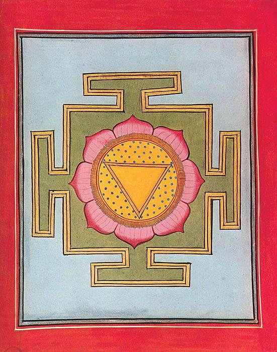 yoniyantra