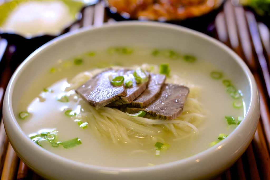 korean bone soup